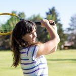 肘の外側が痛い!テニス肘の対策の詳細へ
