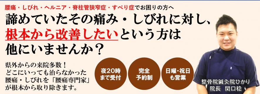 江戸川区で唯一の「腰痛・しびれ」専門 整体院ひかり– 葛西駅徒歩8分